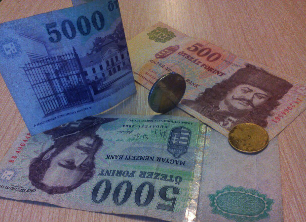 Смотреть Какие деньги в Венгрии и какие брать в поездку, где лучший обмен видео