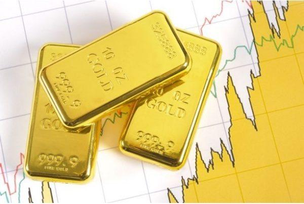 Например, весной 2014 года нестабильная мировая обстановка вызвала рост  цен, но осенью стоимость золота находилась ниже показателя на начало года. 58805642fd0